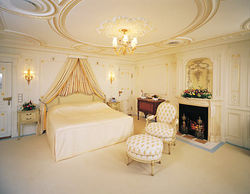 Suite luxury cat. A cabina n.1 Sea Cloud