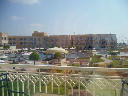 Tour Oman Meridionale hotel Marriot