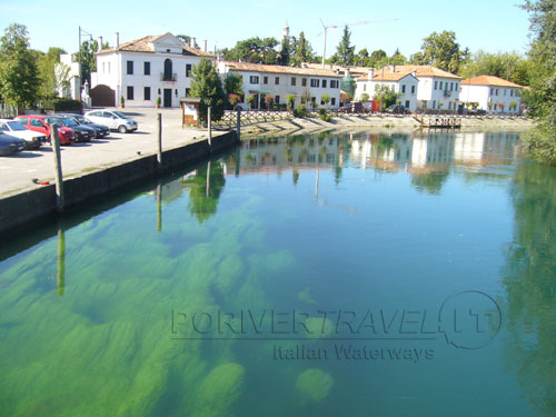 Treviso fiume Sile