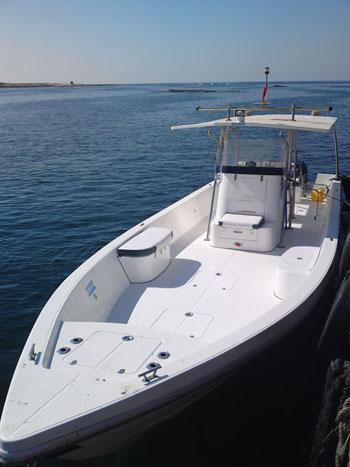 Pesca in oman pesca sportiva in barca nel mare in oman for Barca a vapore per barche da pesca