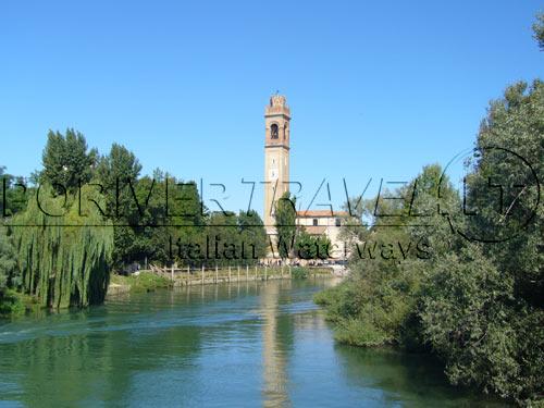 Crociera fluviale sul fiume sile navigazione parco for Visma arredo quarto d altino